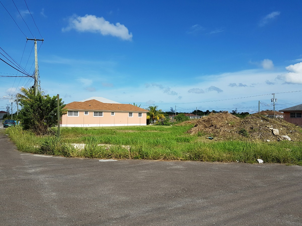 Land for Sale at Affordable Single Family lot in Victoria Gardens - MLS 28498 Gladstone Road, Nassau And Paradise Island, Bahamas