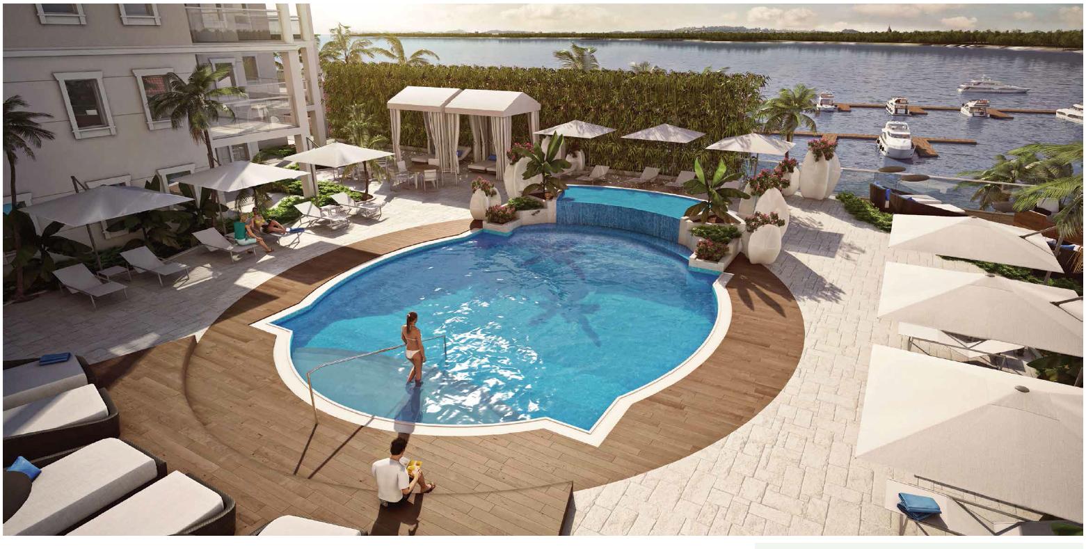 共管式独立产权公寓 为 销售 在 Stunning 203 Residence with Exceptional Views Nassau New Providence And Vicinity