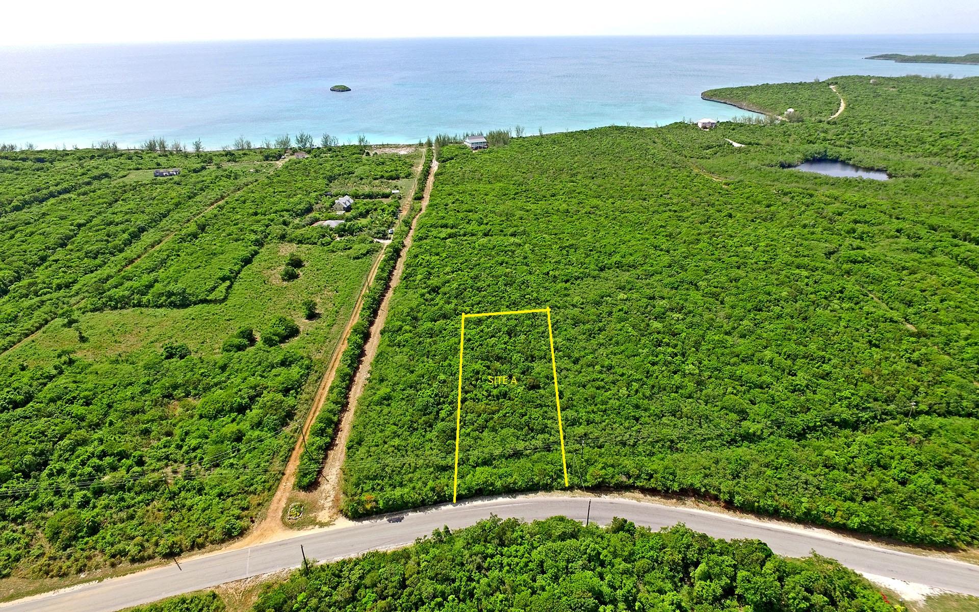 Land for Sale at Moonlight Bay Highway Lots, Savannah Sound, Eleuthera / MLS 28623 Savannah Sound, Eleuthera, Bahamas
