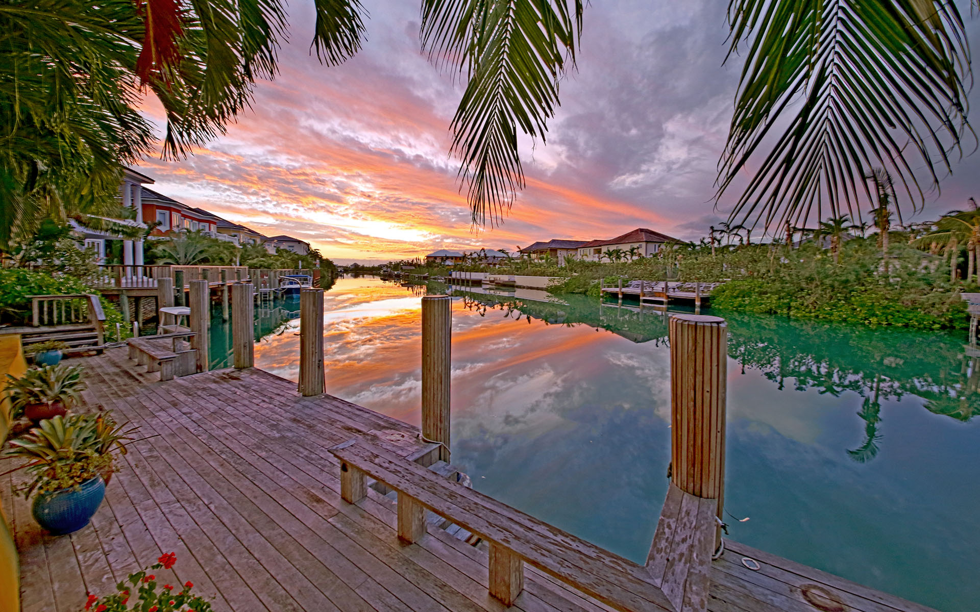 Single Family Home for Sale at Villa in Old Fort Bay Old Fort Bay, Nassau And Paradise Island, Bahamas