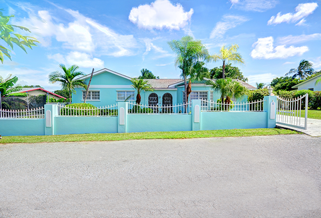 Single Family Home for Sale at Family Home in Blair - MLS 28408 Blair Estates, Eastern Road, Nassau And Paradise Island Bahamas