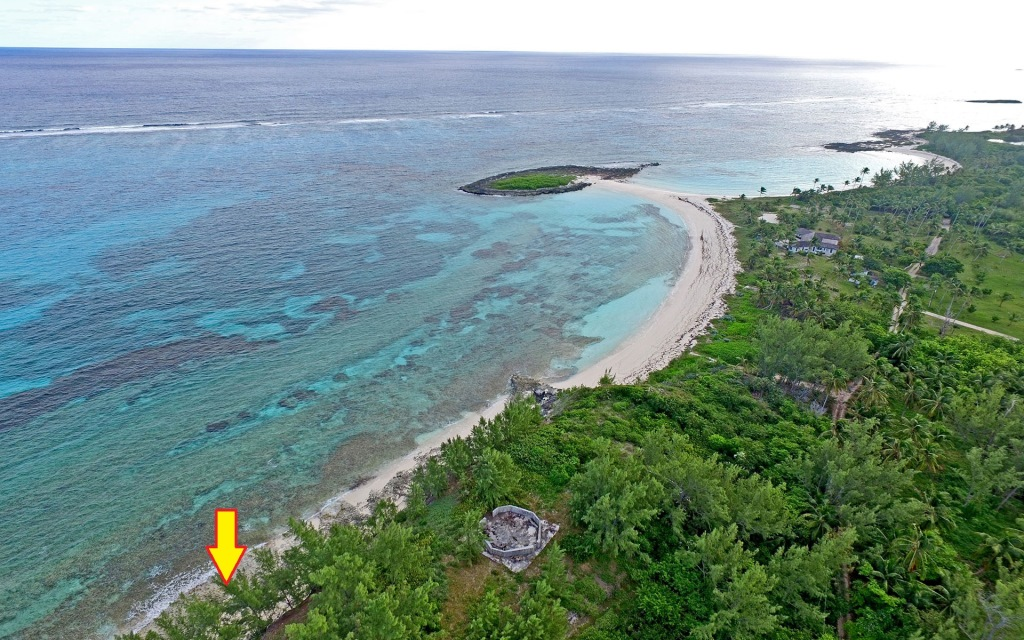 Land for Sale at Large Waterfront Lot Near Twin Coves Beach, Governors Harbour, Eleuthera /MLS 28805 Governors Harbour, Eleuthera, Bahamas