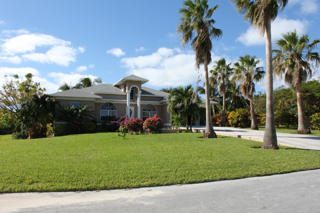 Single Family Home for Sale at Russell Island Home with Beach Access Russell Island, Eleuthera, Bahamas