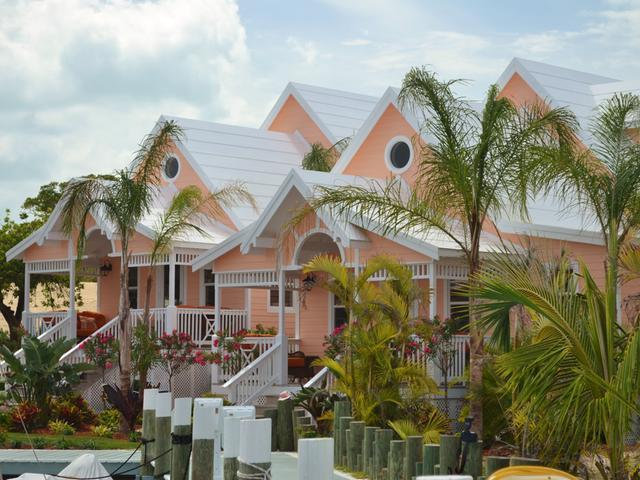 Single Family Home for Sale at Areca Palm Villa, Hope Town Marina #5 - MLS 24670 Elbow Cay Hope Town, Abaco, Bahamas