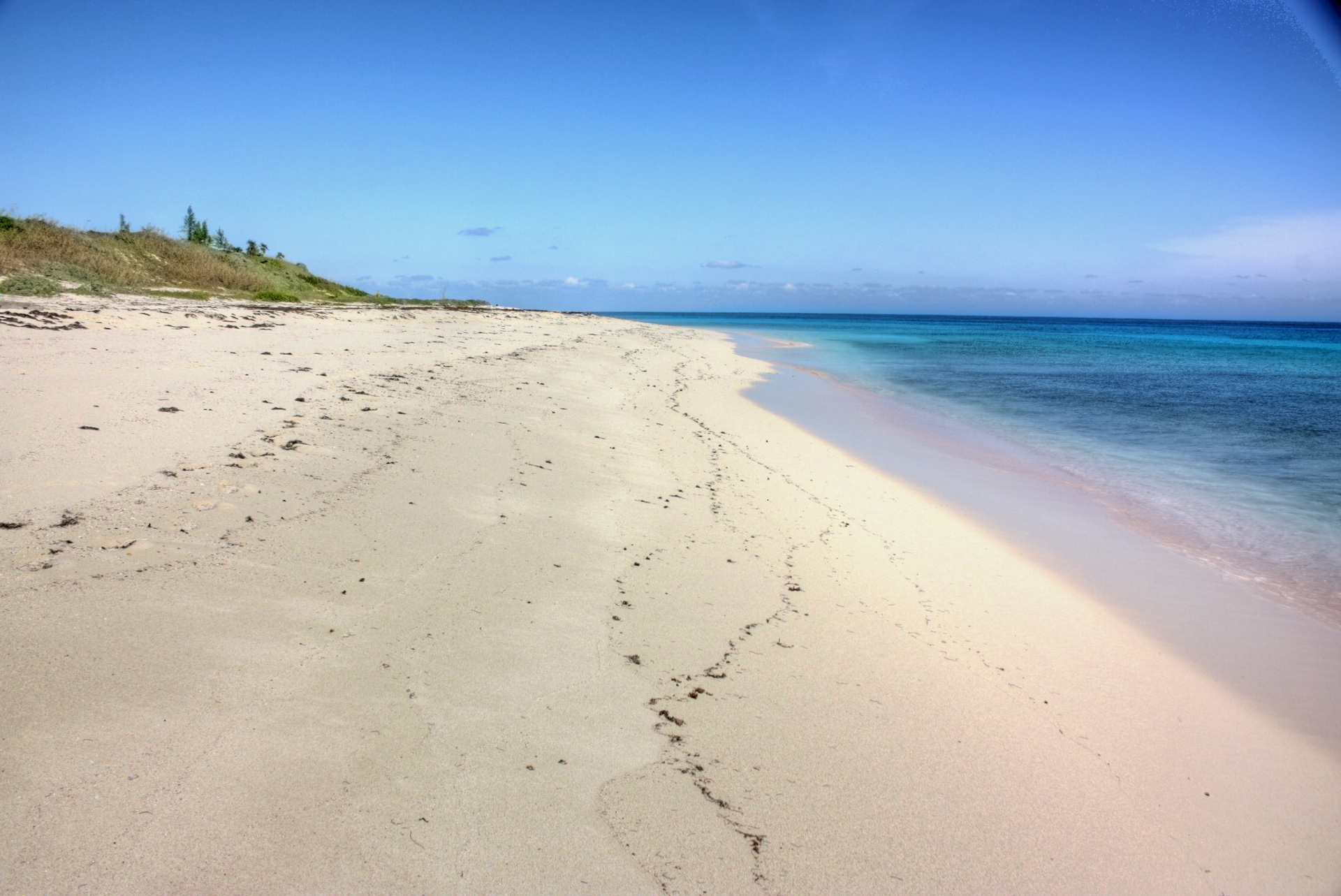Land for Sale at Prime 11 Acre Beachfront Estate near Winding Bay, Abaco Island Little Harbour, Abaco, Bahamas