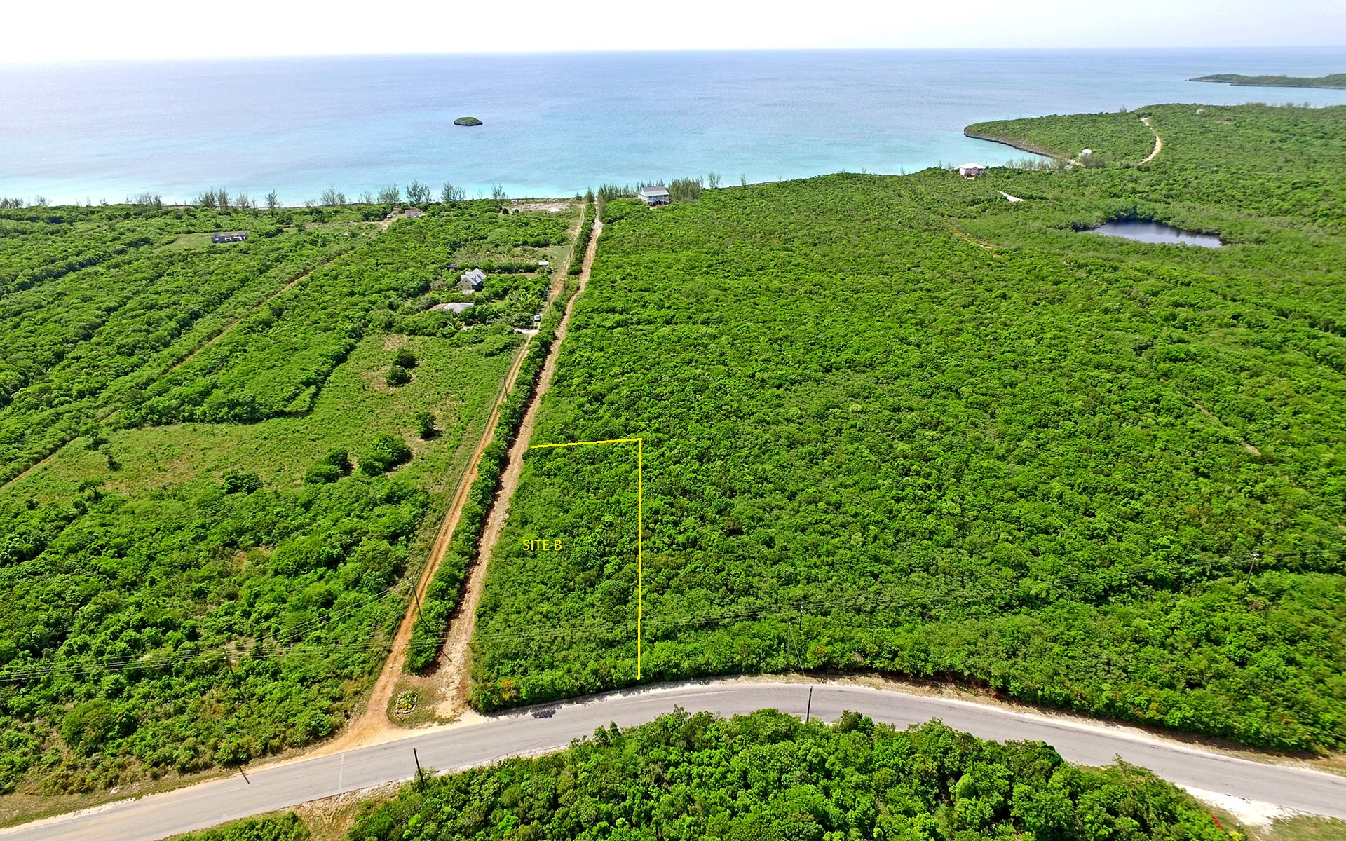 Land for Sale at Moonlight Bay, Savannah Sound, Eleuthera Home Lots MLS 28619 Savannah Sound, Eleuthera, Bahamas
