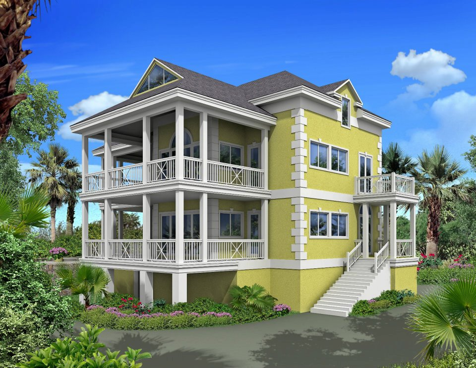 一戸建て のために 売買 アット Royal Palm at Oakridge Estates Lakefront Community, Skyline Drive Nassau New Providence And Vicinity