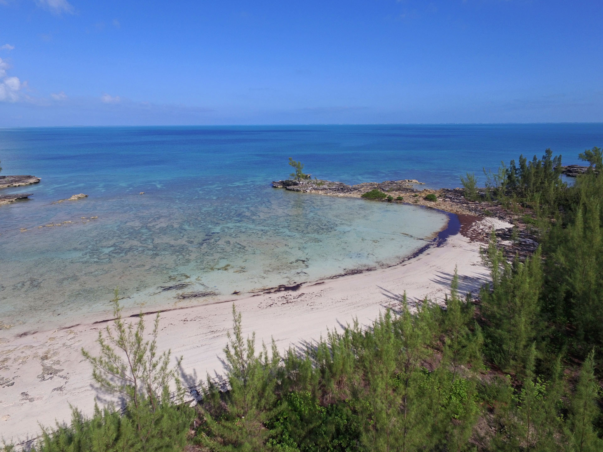 Land for Sale at 2.257 Waterfront Acres, Central Abaco Island - Cabbage Point Parcel 2 Turtle Rocks, Abaco, Bahamas