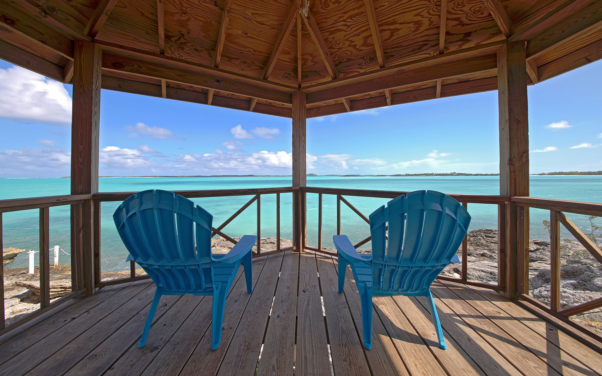 Single Family Home for Sale at Two Bedroom Waterfront Home with Rental Potential-MLS 28943 Georgetown, Exuma, Bahamas