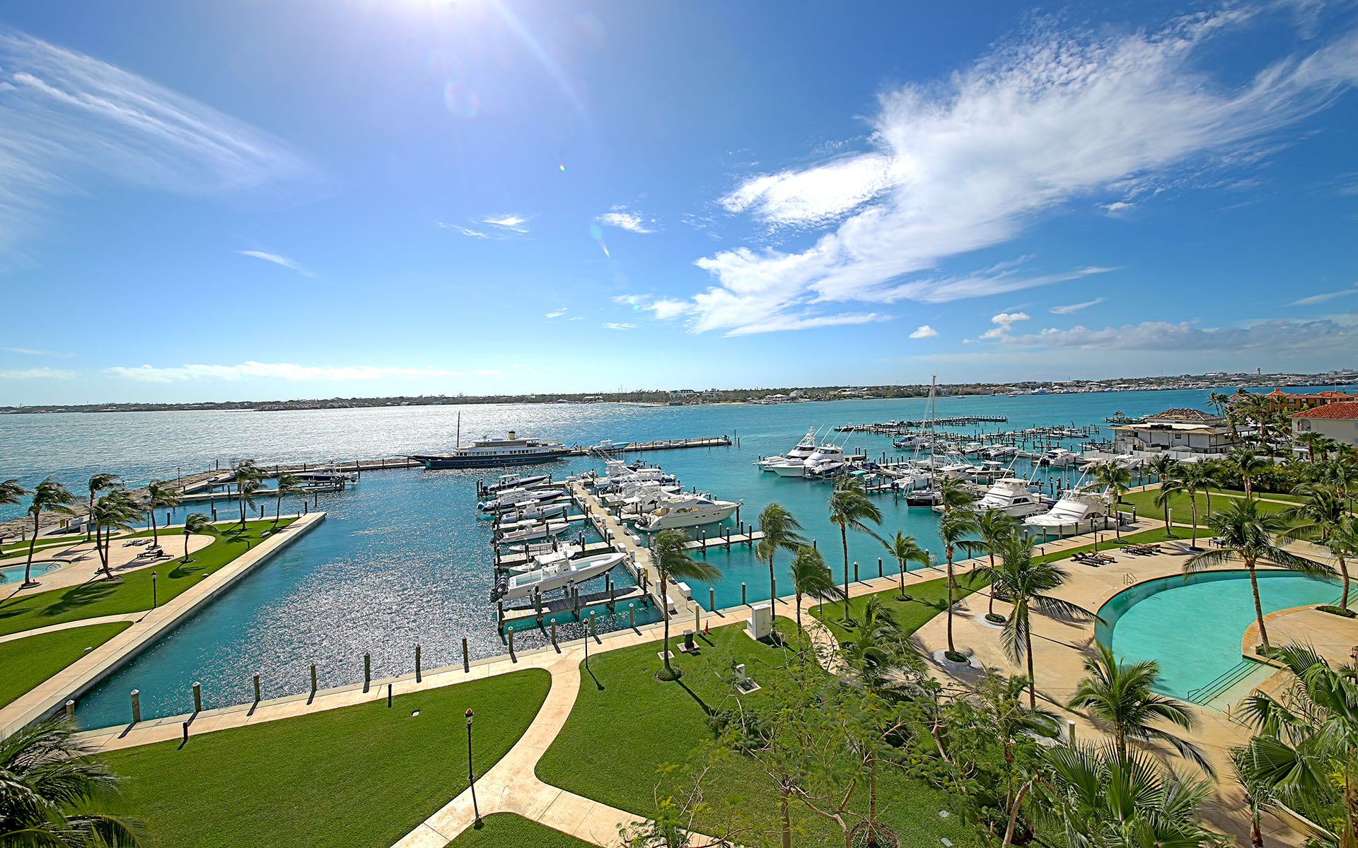 Co-op / Condo for Sale at Ocean Club Residences and Marina - 5th floor condo on Paradise Island MLS 29028 Ocean Club Estates, Paradise Island, Nassau And Paradise Island Bahamas