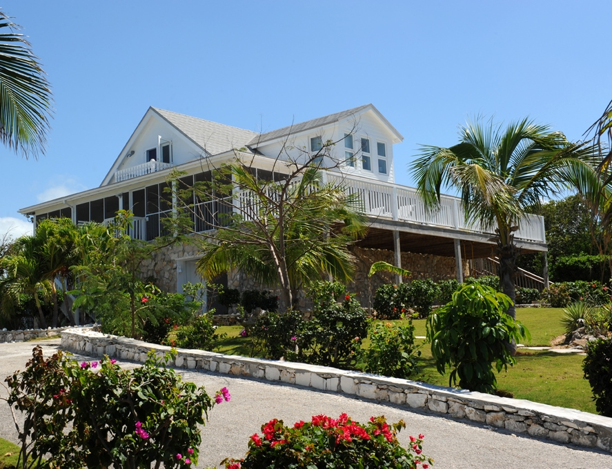 Single Family Home for Sale at Bahama Mama - Gorgeous Family Beach House Governors Harbour, Eleuthera, Bahamas