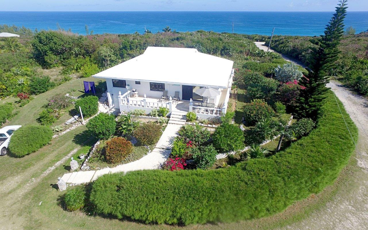 Single Family Home for Sale at Lovely Hilltop Home on Rainbow Bay /MLS 29239 Rainbow Bay, Eleuthera, Bahamas