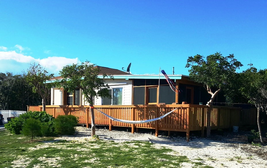Single Family Home for Sale at Great Elevated Cottage with Plans for Main House MLS 29039 Rainbow Bay, Eleuthera, Bahamas