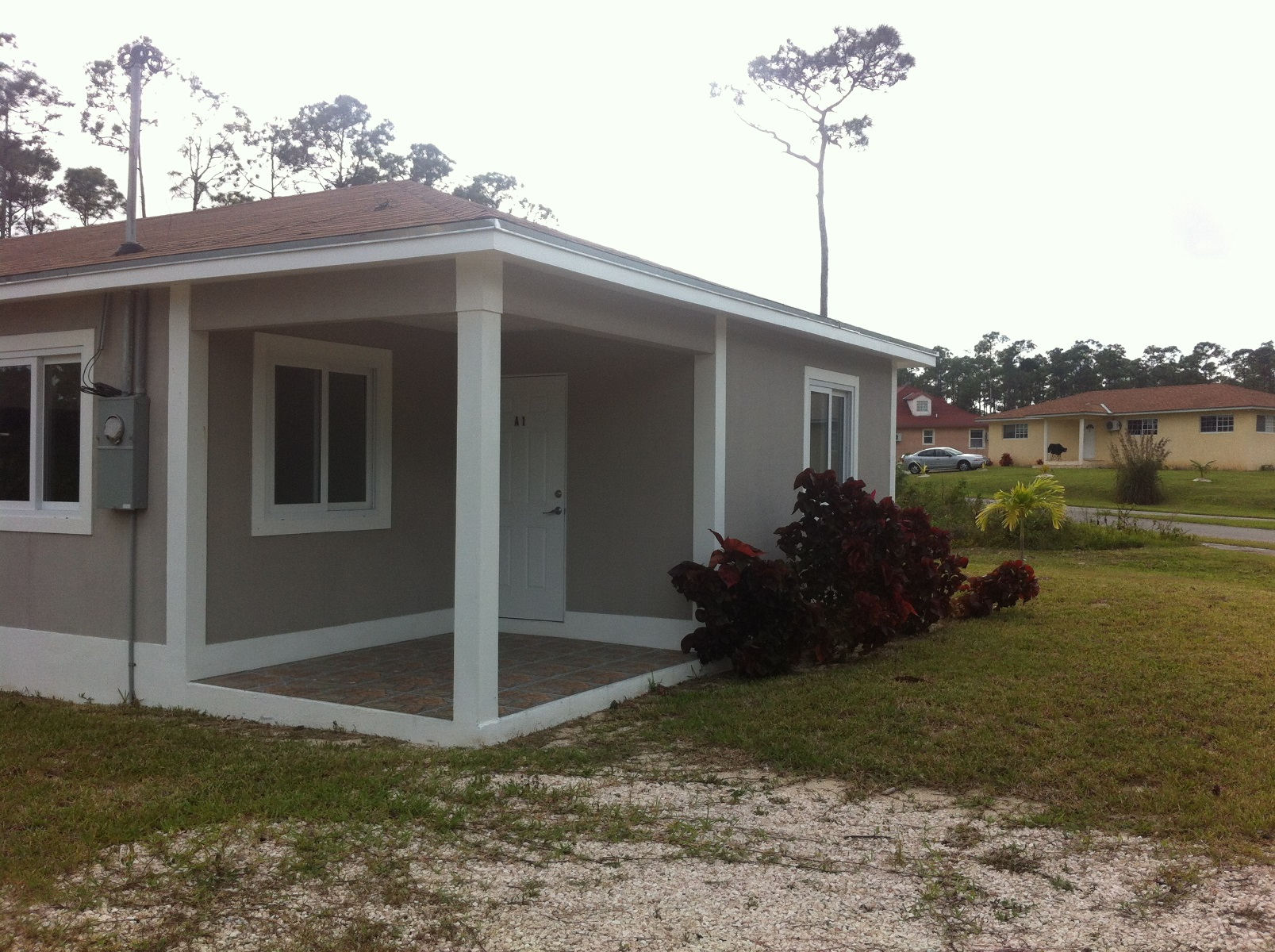 Single Family Home for Sale at Brand New Heritage Home Heritage, Grand Bahama, Bahamas