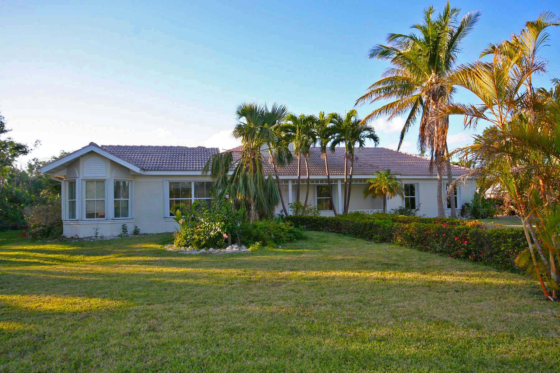 Single Family Home for Sale at Excellent Home Adjacent to Beach in Gated Community of Fortune Cay! Fortune Beach, Grand Bahama, Bahamas