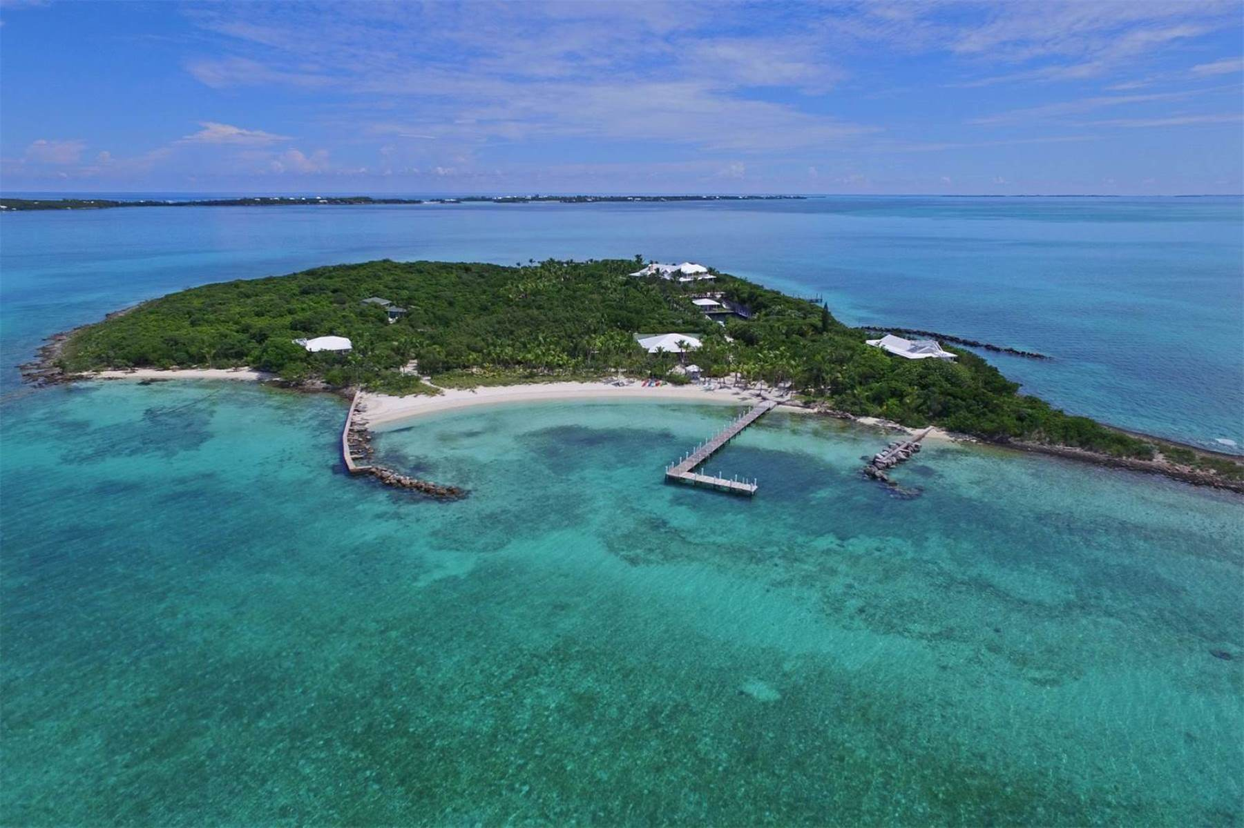 Private Island for Sale at Foots Cay Guana Cay, Abaco, Bahamas