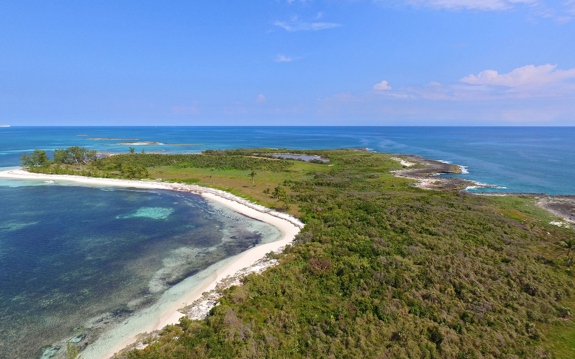 無人島 のために 売買 アット Petite Cay, Private Island, Berry Islands - MLS #29563 Berry Islands, バハマ