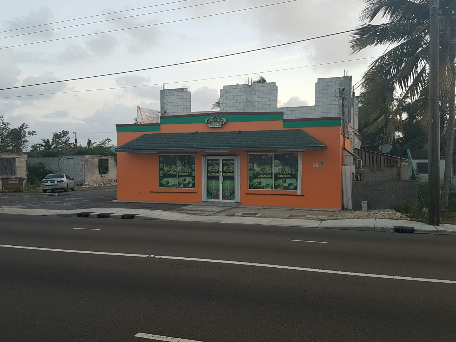 Commercial for Sale at Commercial building on Prince Charles MLS: 29684 Prince Charles Drive, Nassau And Paradise Island, Bahamas