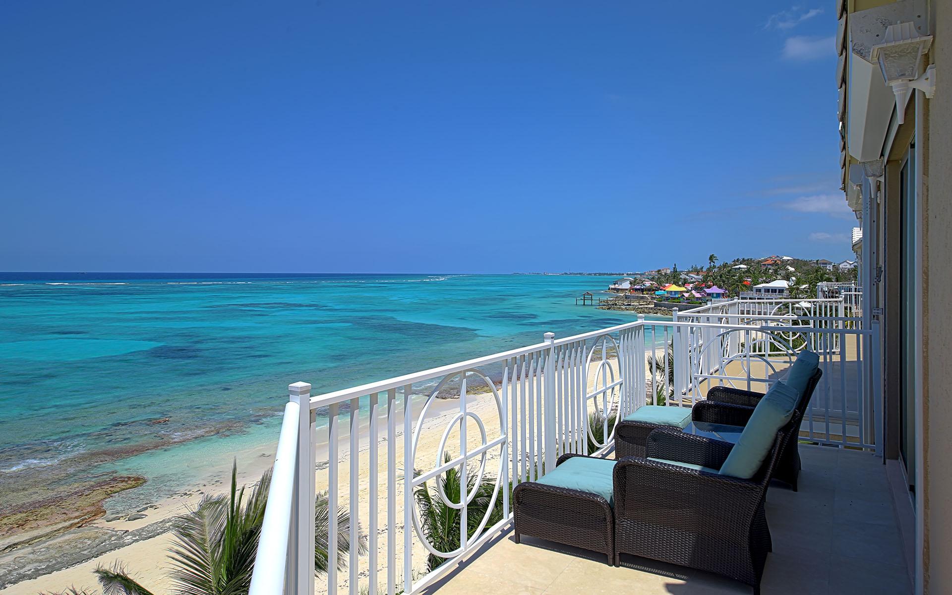 Co-op / Condo for Sale at Beautiful beachfront penthouse in Love Beach Walk - MLS 30000 Love Beach, Nassau And Paradise Island, Bahamas