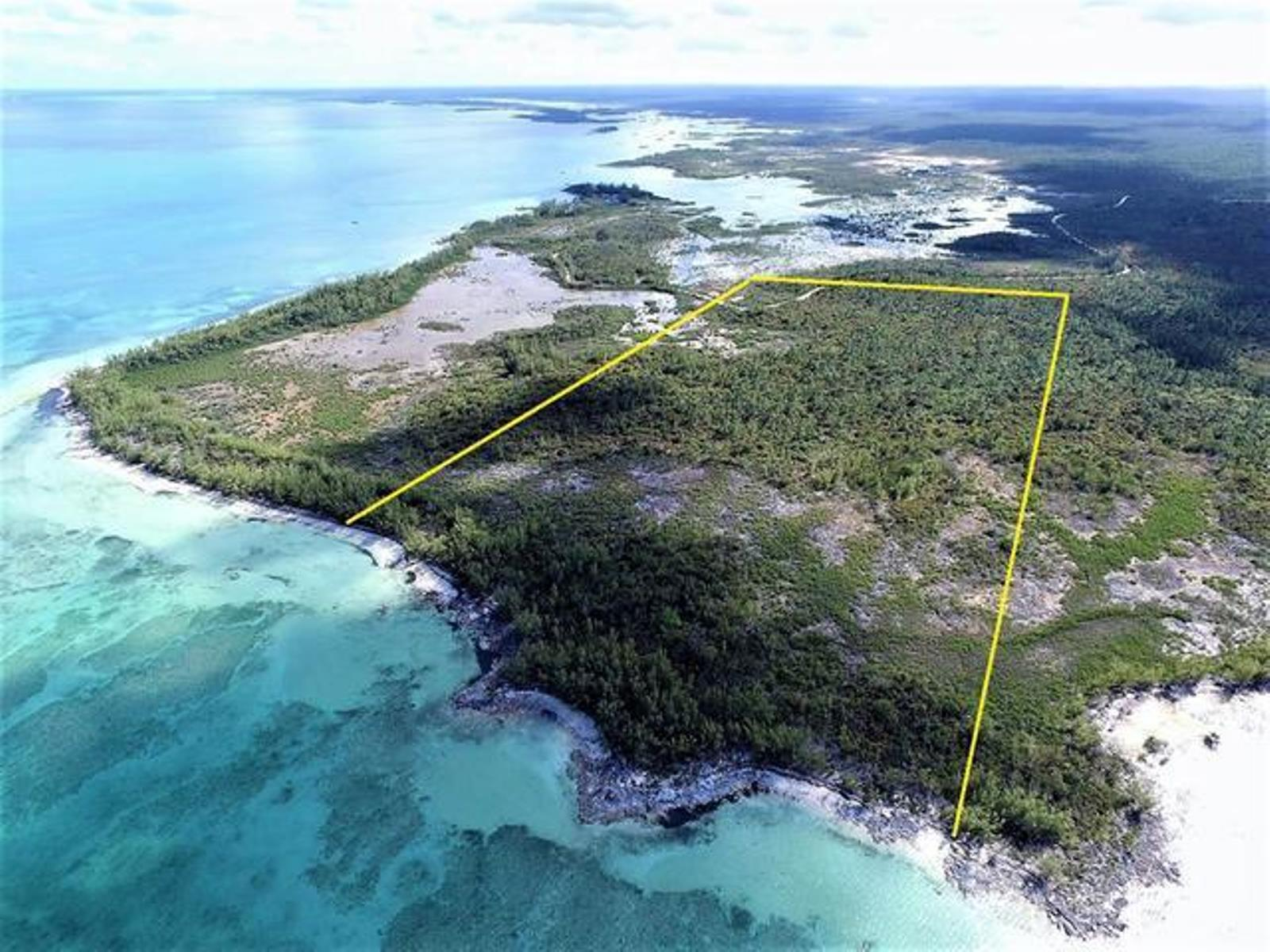 Terreno / Lote por un Venta en Great development opportunity at Witch Point, Marsh Harbour - MLS 29962 Abaco, Bahamas
