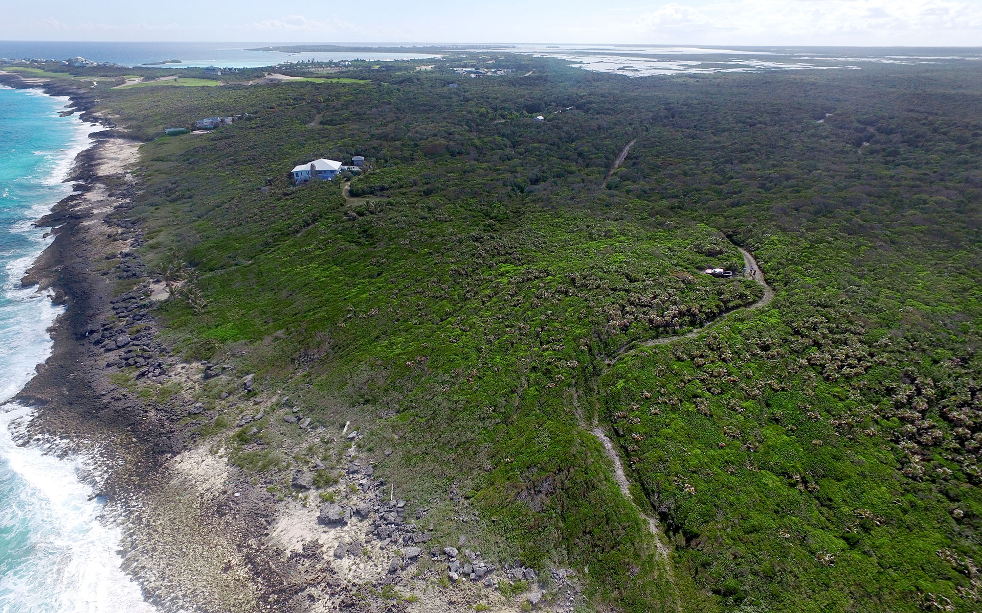 Land for Sale at Bookies Bay 4.8 Acre Oceanfront parcel, Abaco Island Little Harbour, Abaco, Bahamas