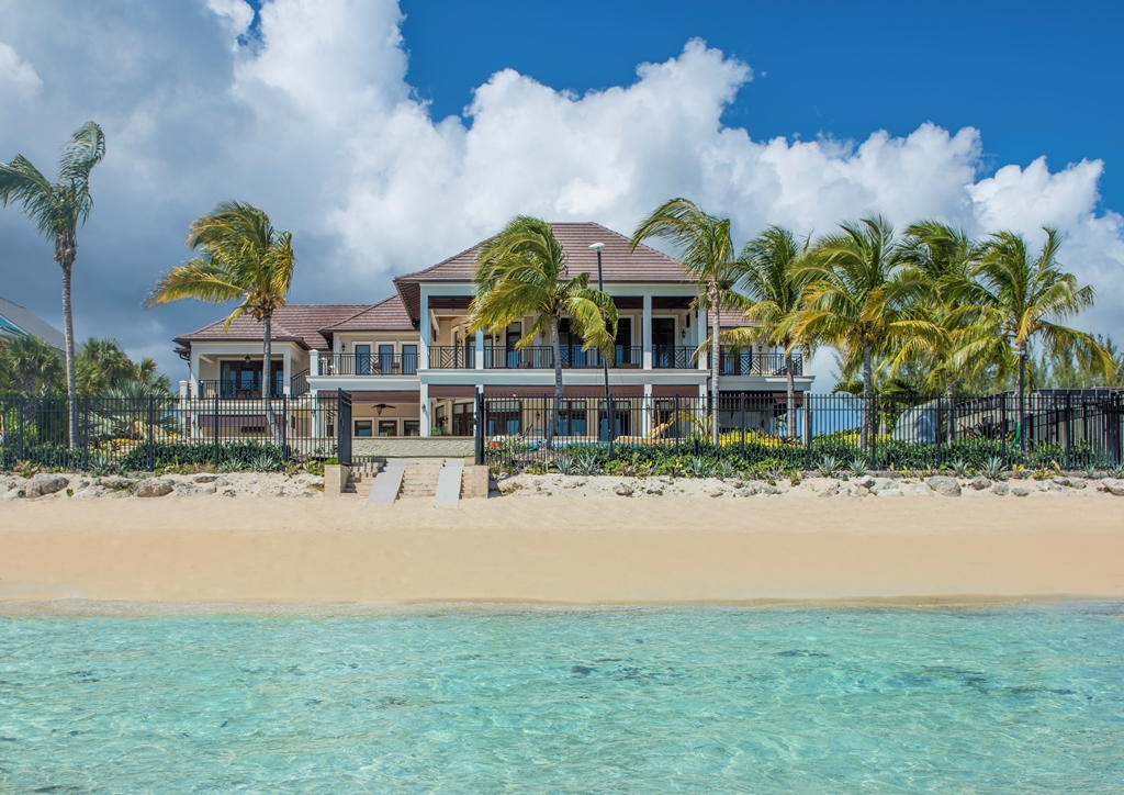 Single Family Home for Sale at Happy Feet - Beachfront Home, Coral Harbour Coral Harbour, Nassau And Paradise Island, Bahamas