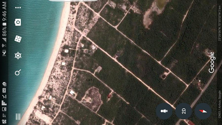 Land for Sale at Half Acre Lot at Tropic of Cancer Beach Bahama Island Beach, Exuma, Bahamas