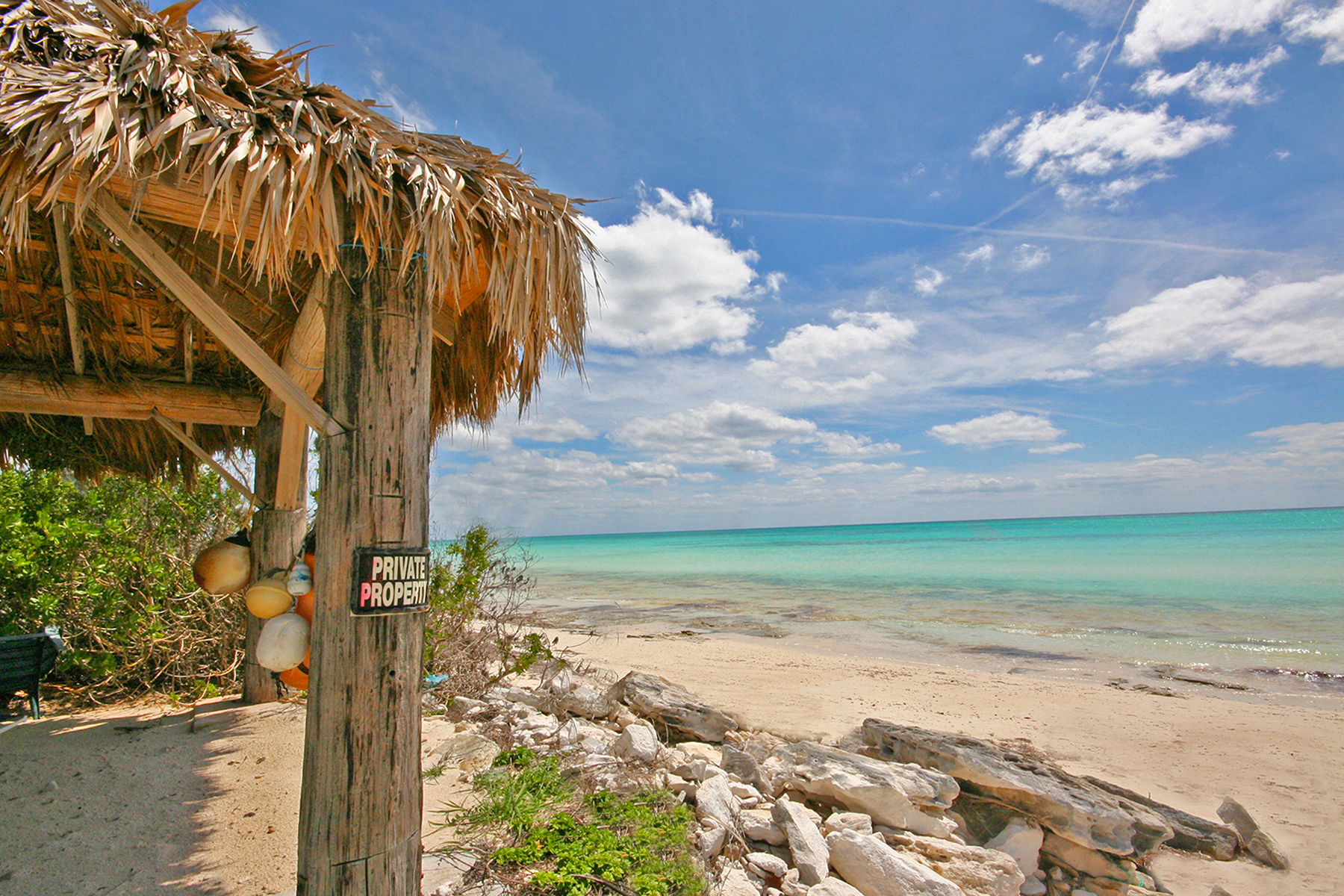 Single Family Home for Sale at Tropical Paradise Awaits! Beachfront home with guest cottage! Grand Bahama, Bahamas