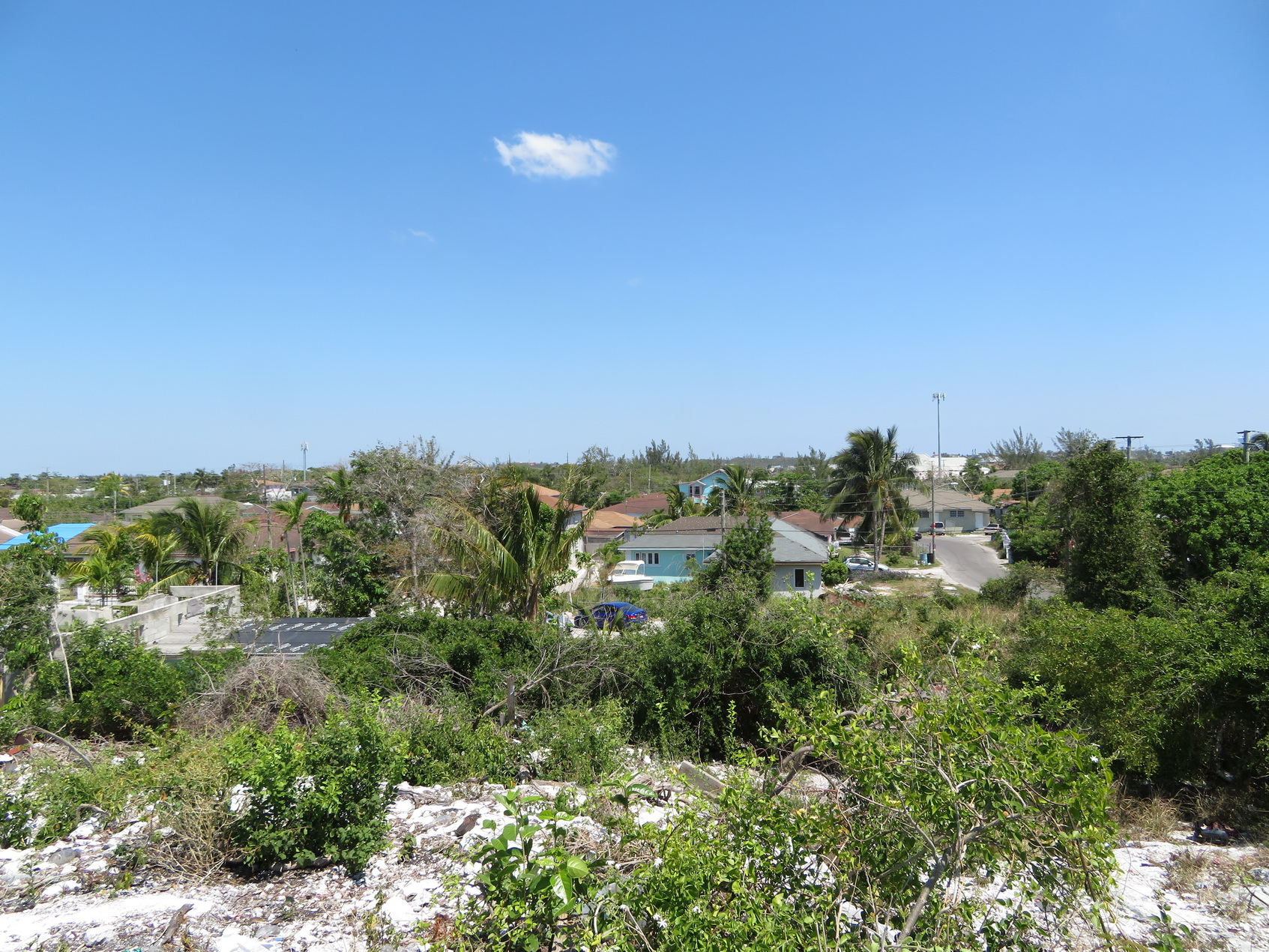 Land for Sale at Hilltop triplex lot in Gamble Heights, off Blue Hill Road Nassau And Paradise Island, Bahamas