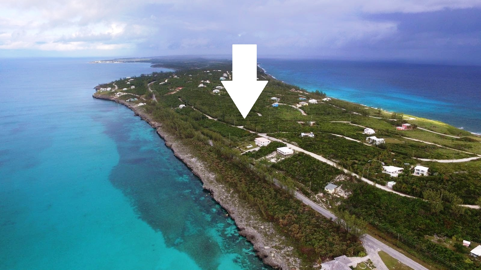 Land for Sale at Cross Island Drive Residential Lot - MLS 30263 Rainbow Bay, Eleuthera, Bahamas