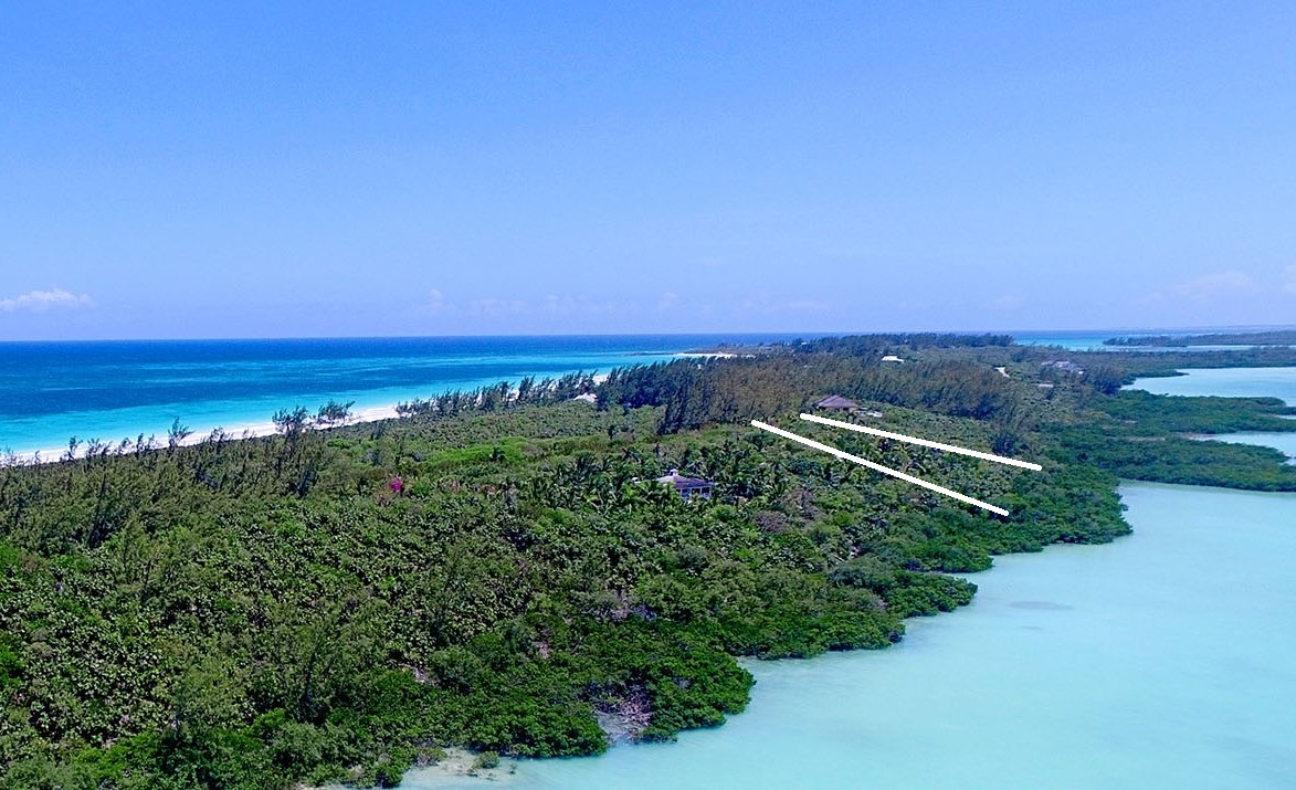 Land for Sale at Windermere Island, Eleuthera, Savannah Sound Waterfront - MLS 30471 Windermere Island, Eleuthera, Bahamas