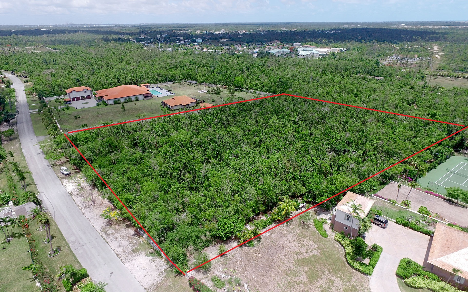 Lyford Cay Estate Lot - MLS 30381 Bahamas