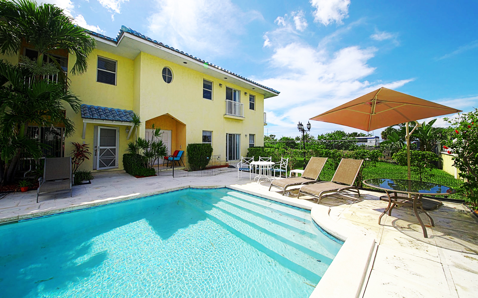 Co-op / Condo for Sale at Turnkey Oceanview Townhouse Steps Away From The Beach MLS;30672 Cable Beach, Nassau And Paradise Island, Bahamas