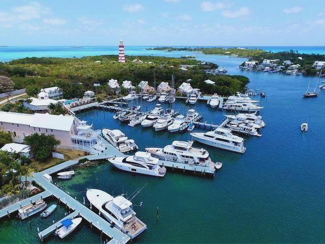 Land for Sale at Villa site at Hope Town Marina Village! Elbow Cay Hope Town, Abaco, Bahamas
