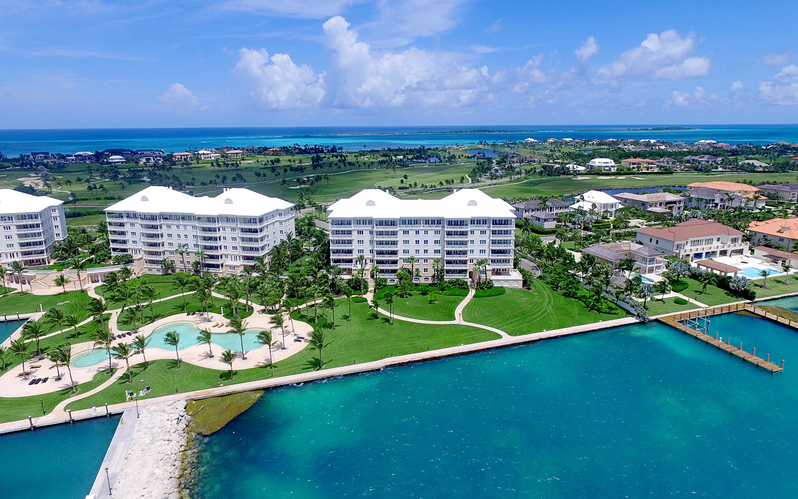 Condominium for Sale at Trophy Apartment at the Ocean Club Residences & Marina - MLS 31095 Nassau New Providence And Vicinity