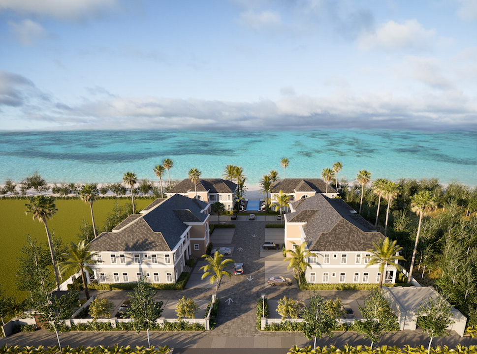 Co-op / Condo for Sale at #203 Beach Unit at Aqua Beachfront Residences - MLS 31613 Coral Harbour, Nassau And Paradise Island, Bahamas