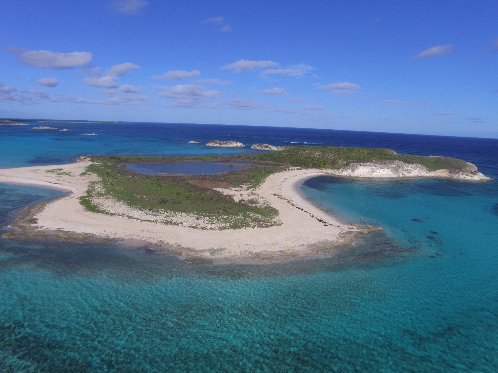 Private Island for Sale at High Cay, A Tranquil, Beautiful, Private Island San Salvador, Bahamas