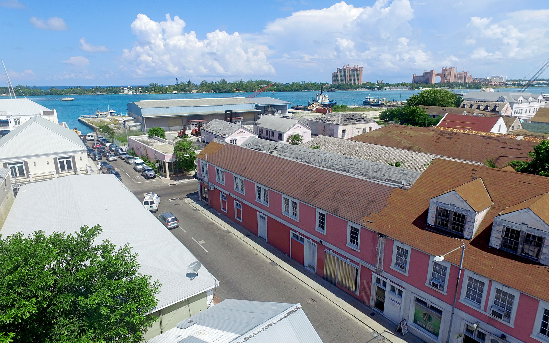 Commercial for Sale at Sealed Bid Auction on Prime Commercial Building - MLS 31320 Bay Street, Nassau And Paradise Island, Bahamas
