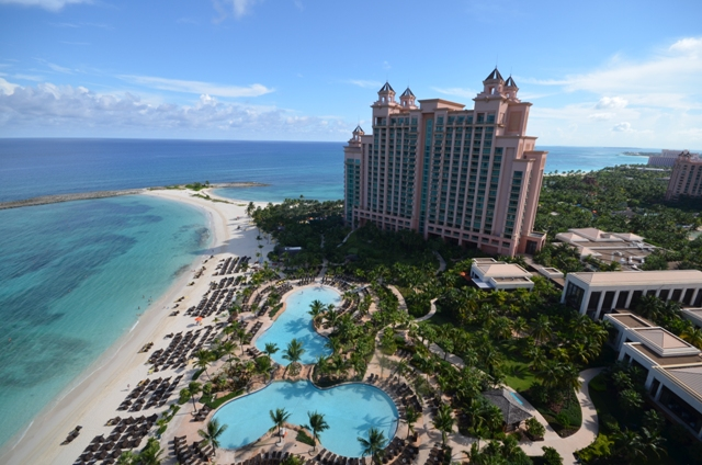 Кондоминиум для того Продажа на Units 3-910 and 3-912 at The Reef Atlantis, Paradise Island MLS:31311 Nassau New Providence And Vicinity