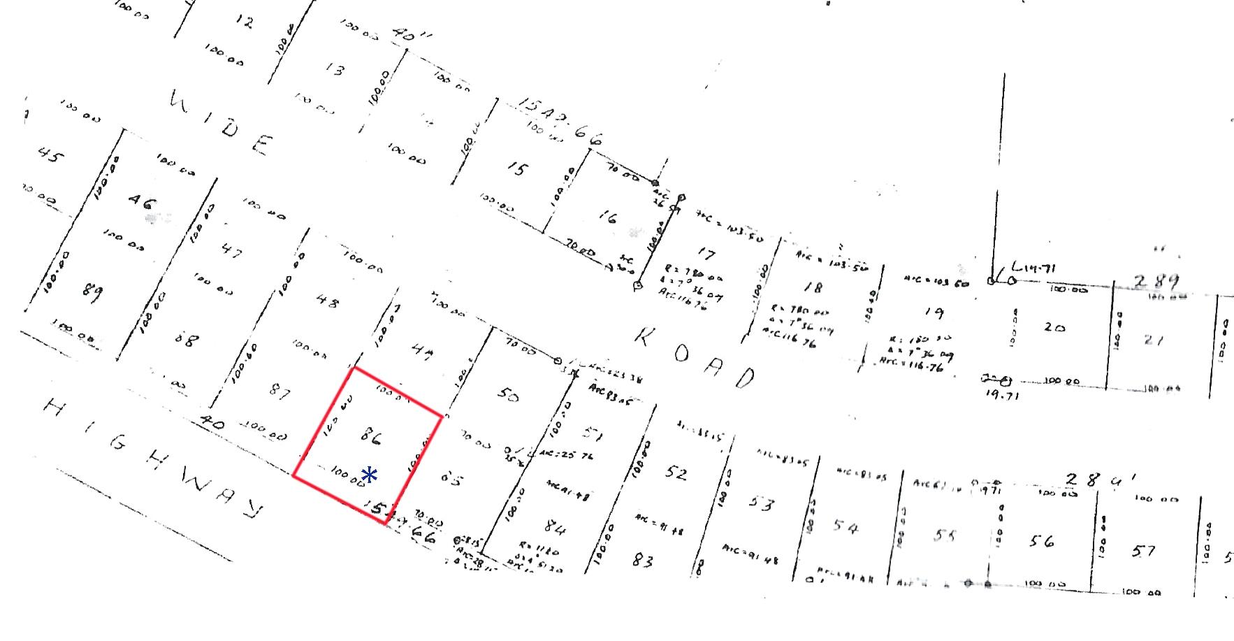 Land for Sale at Commercial Vacant Property Treasure Cay Abaco Treasure Cay, Abaco, Bahamas