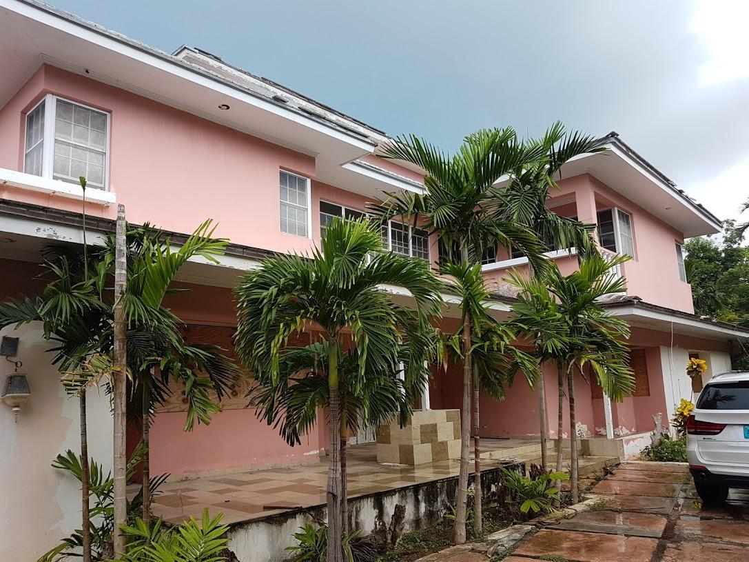 Single Family Home for Sale at Casa Lamarinque, Greenway Drive, Lyford Cay Lyford Cay, Nassau And Paradise Island, Bahamas