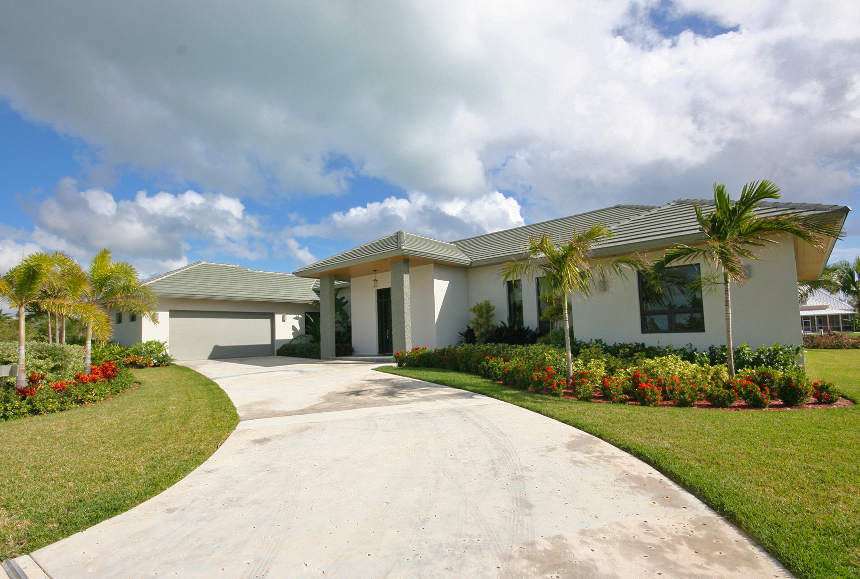 Single Family Home for Sale at Spectacular Newly Built Canal front Luxury Home Fortune Bay, Grand Bahama, Bahamas