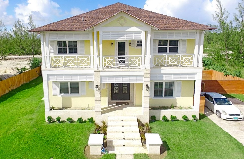 Single Family Home for Sale at Prestigious Westridge Estate with Smart Home Features Westridge Estates, Westridge, Nassau And Paradise Island Bahamas