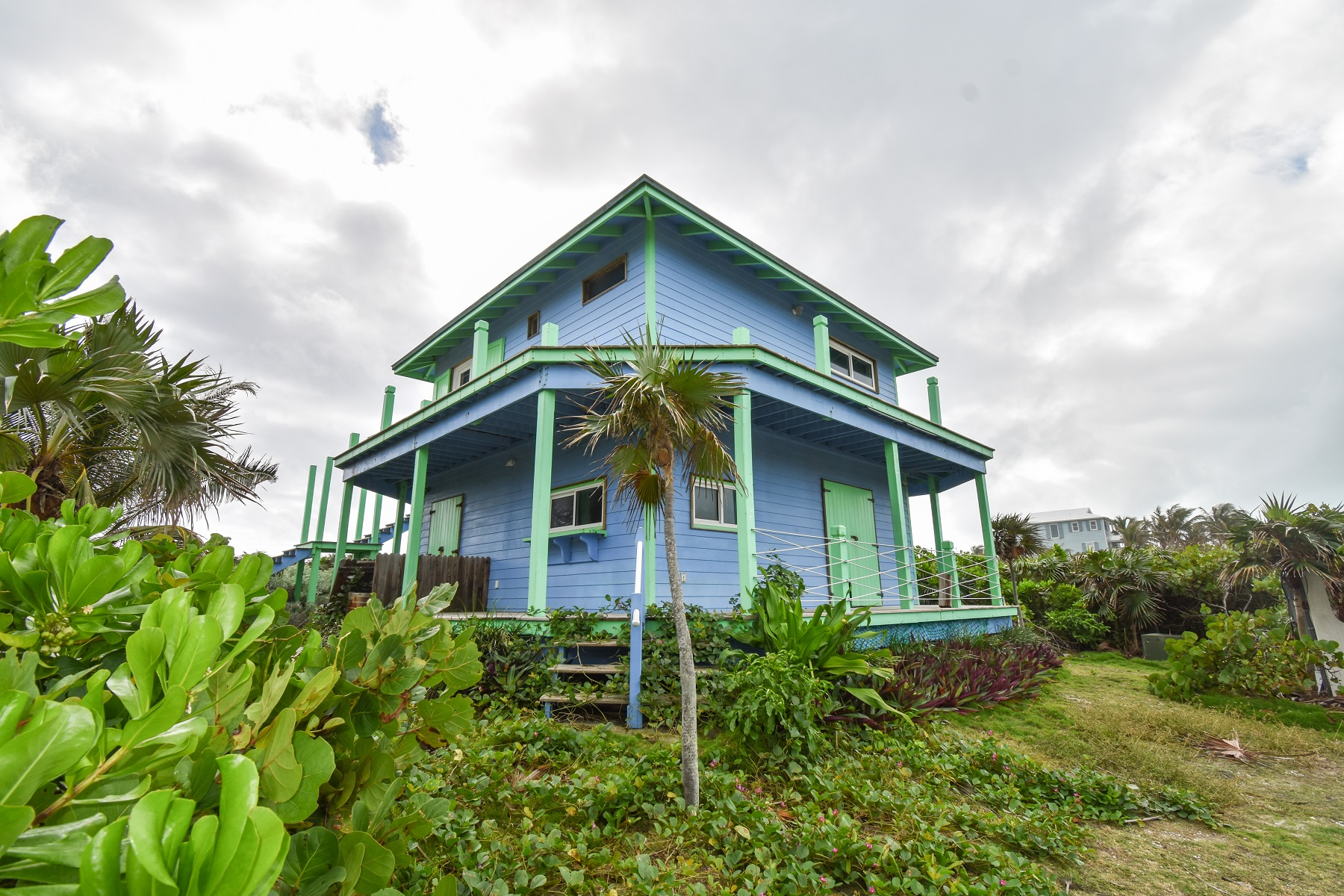 Single Family Home for Sale at Oceanside Beginnings Elbow Cay Hope Town, Abaco, Bahamas