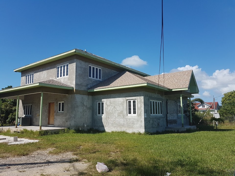 Single Family Home for Sale at 12 Boatswain Hill Unfinished Single Family Home Carmichael Road, Nassau And Paradise Island, Bahamas