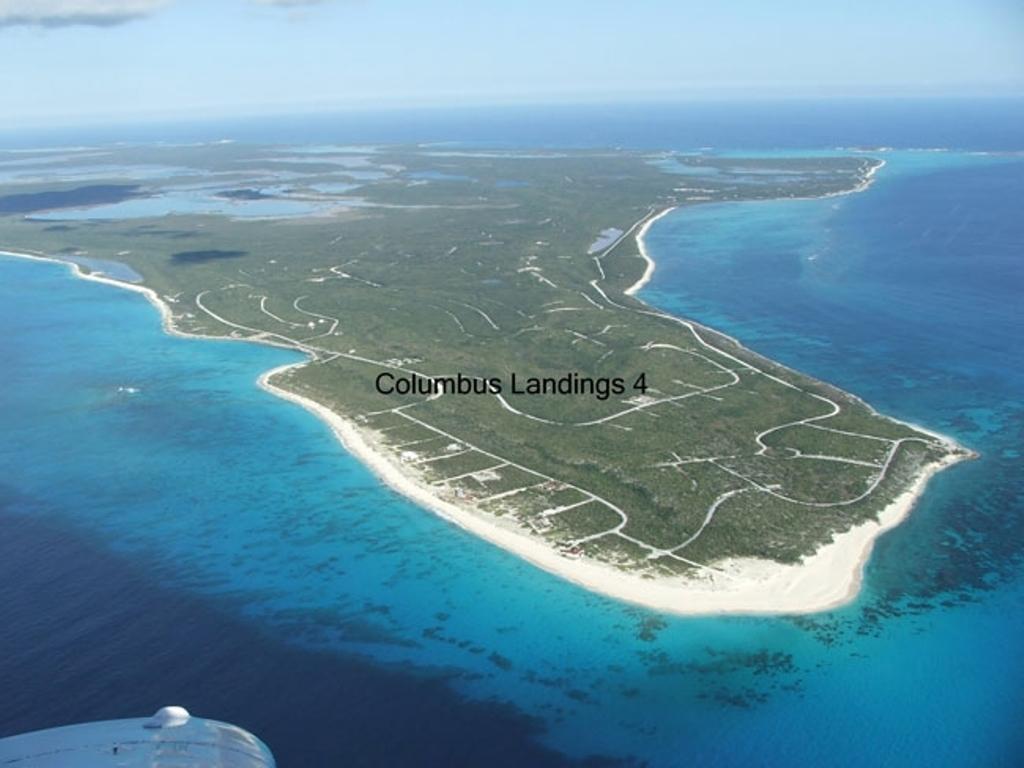 Land for Sale at Lot in Columbus Landings 4 - MLS 32615 Columbus Landings, San Salvador, Bahamas