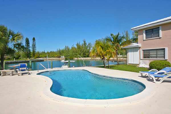 Co-op / Condo for Sale at Easy Island Living in this 2 Bedroom Condo on Canal Near Beach! Grand Bahama, Bahamas