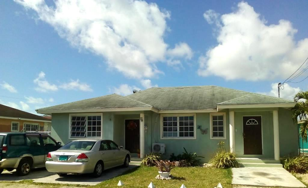 Multi Family for Sale at Thrifty Triplex - Lot E9 Bellot Road Estates - MLS 32887 Fire Trail Road, Nassau And Paradise Island, Bahamas