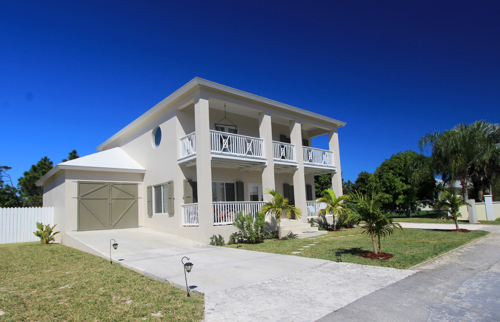 Single Family Home for Sale at Brand New Home In Peaceful Beachfront Community Marsh Harbour, Abaco, Bahamas