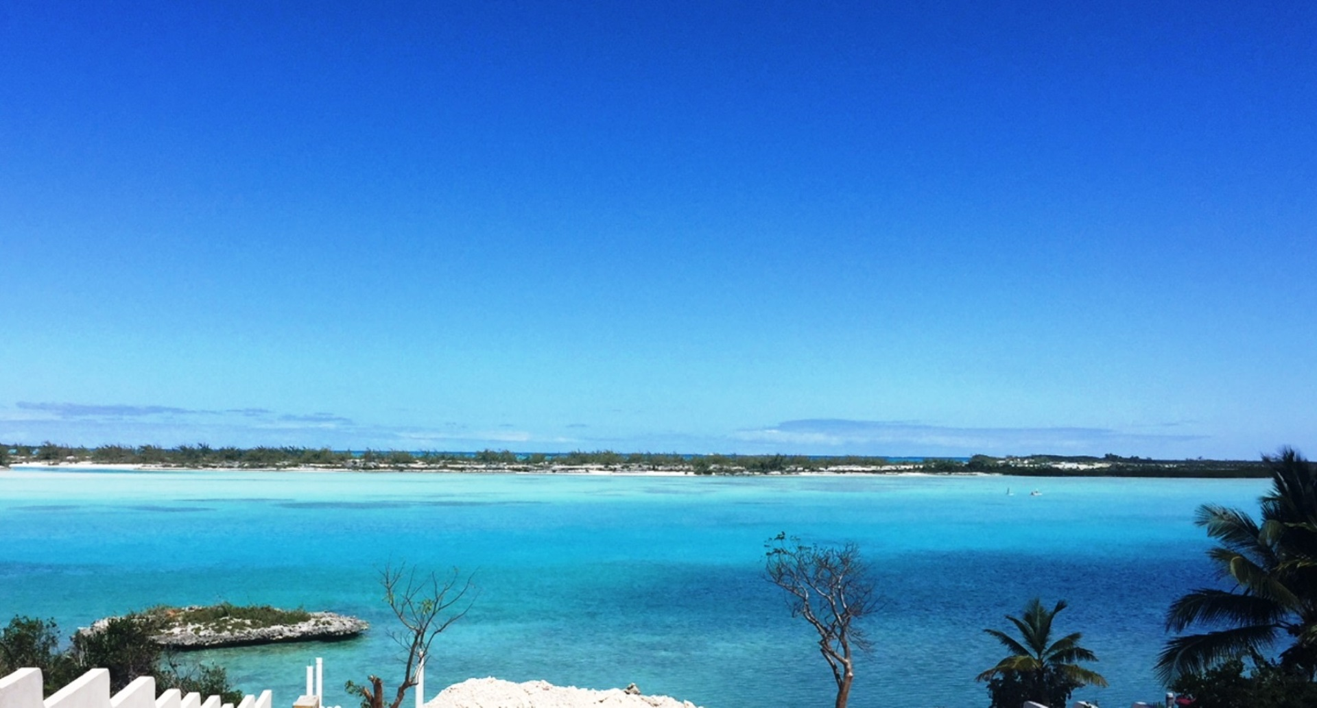 Land for Sale at Side-by-Side Vacant Lots Overlooking Moriah Harbour - MLS 32773 Bahama Sound, Exuma, Bahamas